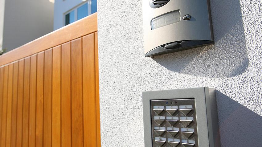 Kameraövervakning för hem och annat