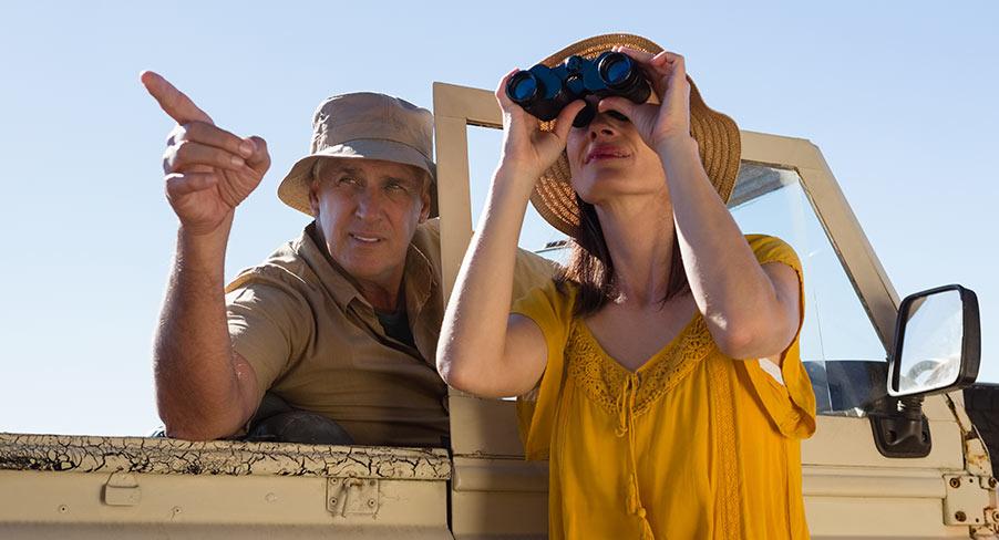 Första safariresan? Tänk på detta